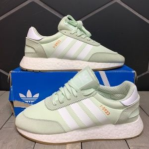 Womens Iniki Runner I-5923 Mint Green Shoes Size 9